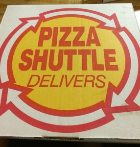 Pizza Shuttle Box
