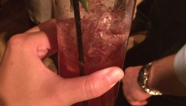 Blackberry Smash at Ivywild is a smashing success