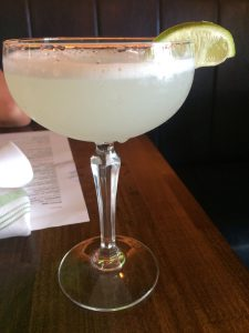 Lime Daiquiri from Carbon during the BrunchFest After Party