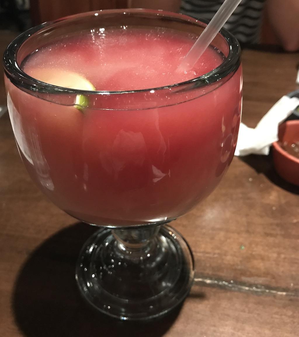 Salsa Swirl Margarita