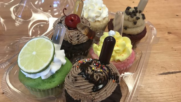 Have Your Cake and Drink It Too At Drunk Cakes