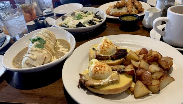 Phantom Canyon Impresses with Brunch & Beers