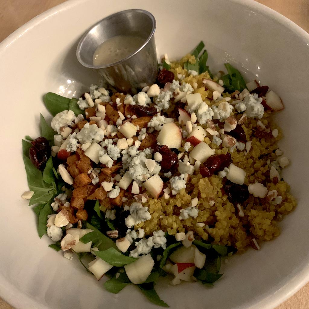 Ute & Yeti Winter Warmer Salad