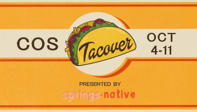 Celebrate National Taco Day with COS TACOver