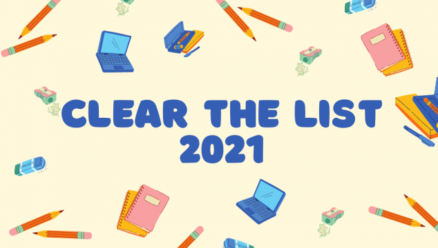Clear the List 2021